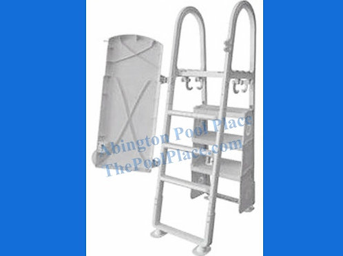 Innovaplas A-Frame Ladder with Self-Latching Gate