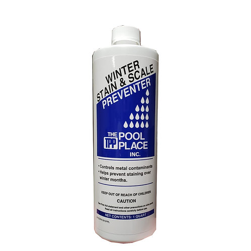 TPP Winter Stain & Scale Preventer