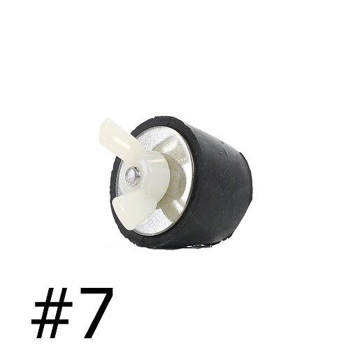 Winter Plug for 1-1/4 Inch Pipe - #7