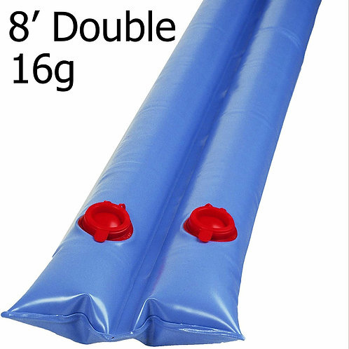 8' Double Water Tubes 16g