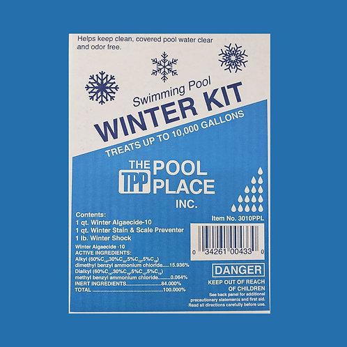 Standard Winter Kit - Treats up to 10,000gal