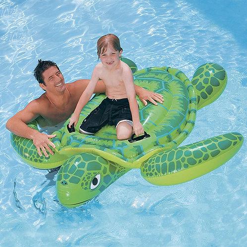 "Giant Sea Turtle Ride-On 75"""