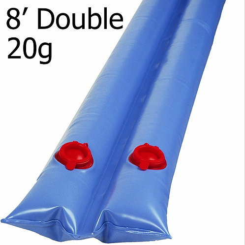 8' Double Water Tubes 20g