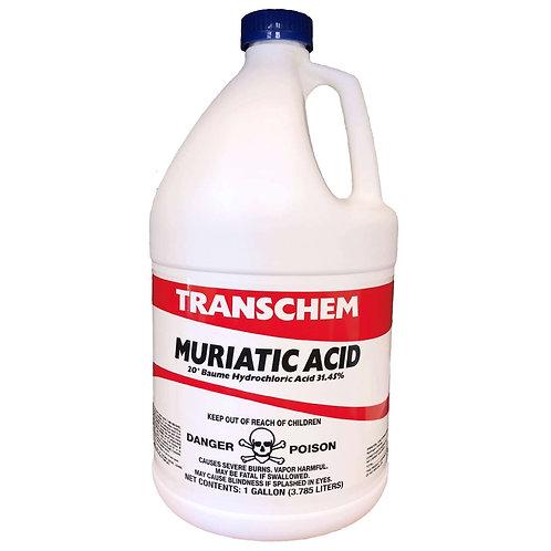 Muriatic Acid 1gallon