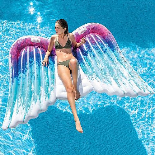 "Angel Wings Mat 99""x63"""