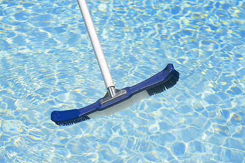 "18.5"" Flexible Pool Brush"