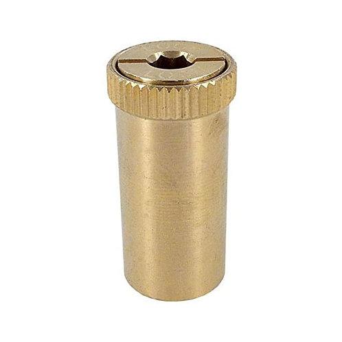 Loop-Loc Brass Anchor