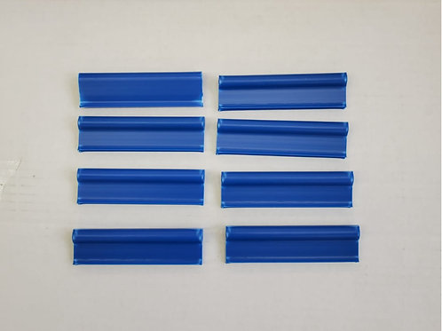 Deluxe Blue Winter Cover Clips  8 Pack