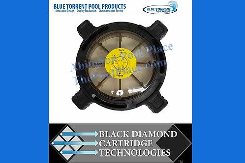 Blue Torrent Hurricane Pump Cover (Black Diamond System)