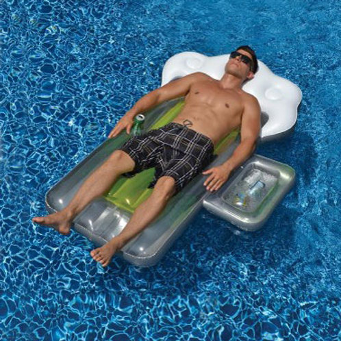 """Beer Mug Float with Ice Chest 72"""""""