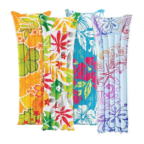 Pack of 4 Tropical Mats