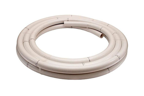 "PVC Flex Pipe 1.5"" 50ft Roll"