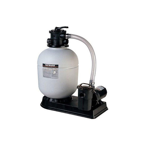 Hayward S180T Sand Filter with 1 HP Pump