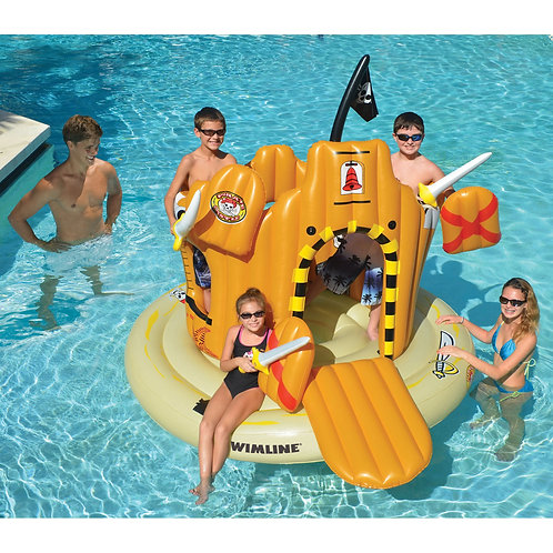 Pirate Castle Adventure Play Set 82""