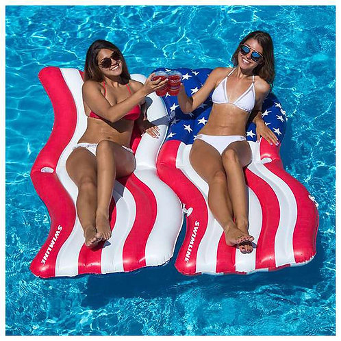 Americana™ Flag Connecting Floats (Includes 2 Floats)