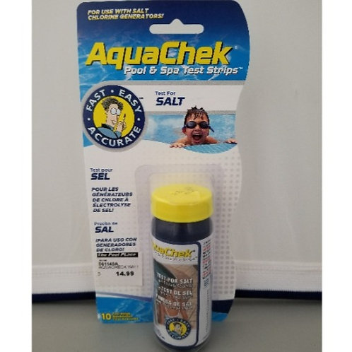 Salt ppm Test Strips AquaChek