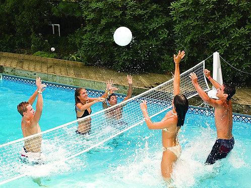 Pool Jam Poolside Basketball / Volleyball Game