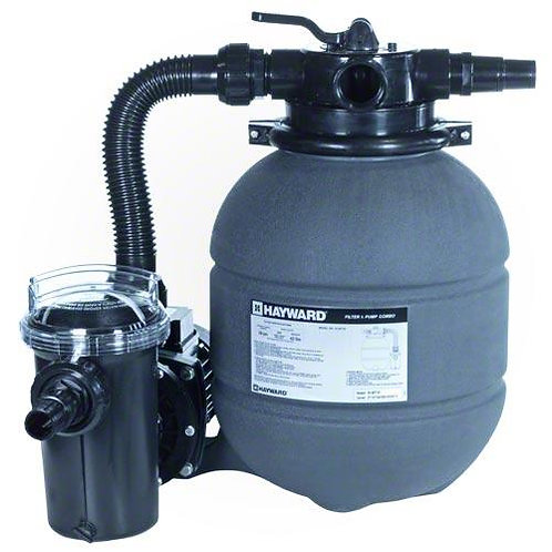 Hayward 42lb Sand Filter with 30GPM Pump
