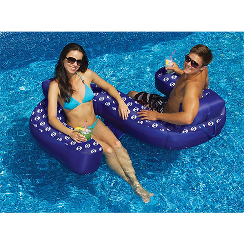 Double Loop Float Lounger