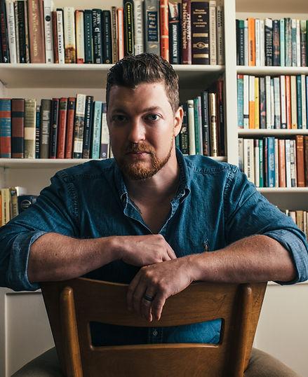 James Wade author headshot