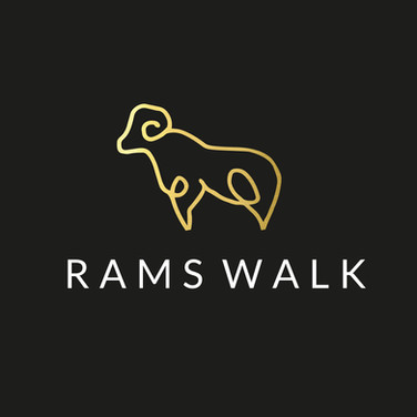 Rams Walk Logo_On Black SQAURE.jpg