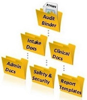 "The ""Audit Binder"" Available Now: Fully Editable Docs Answering All UBH/Optum Audit Criteria"
