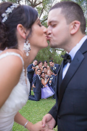 formal event photography wedding