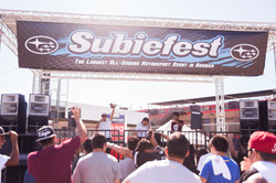 subaru event photography car show