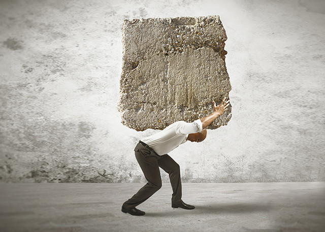 Put Down The Heavy Load