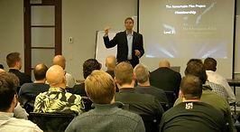 Dwayne Klassen: Speaker, author coach, The Remarkable Man