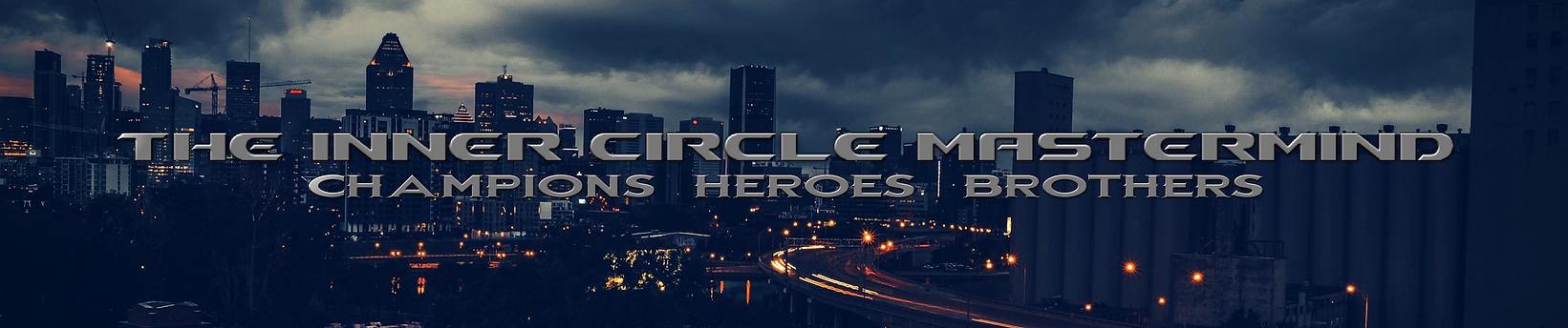 Inner Circle Website Mastermind Banner (