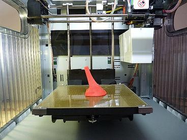 Impression 3D talon aiguille plastique ABS