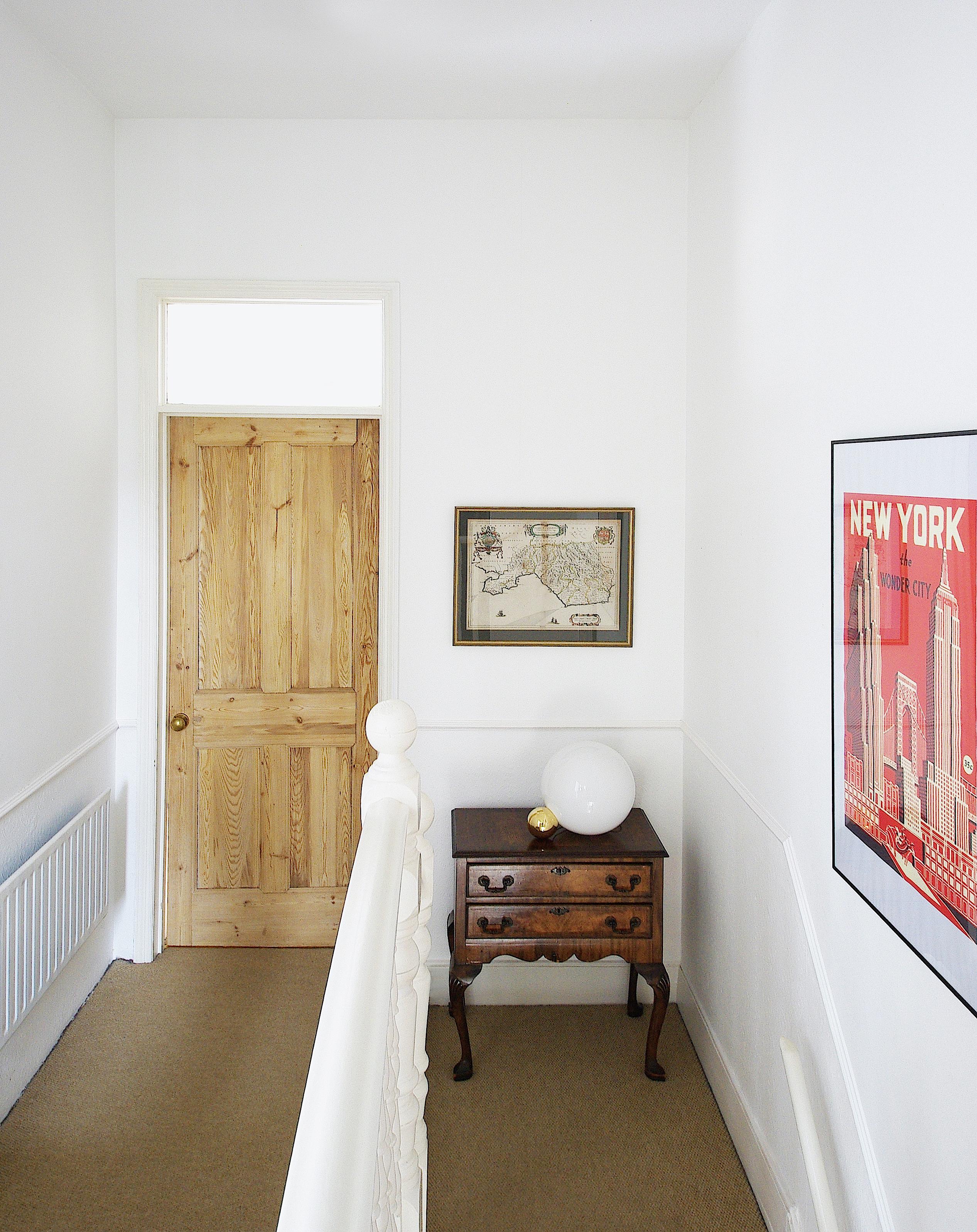 stairwell renovation