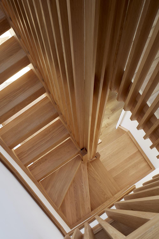 Timber Stair Detail 2