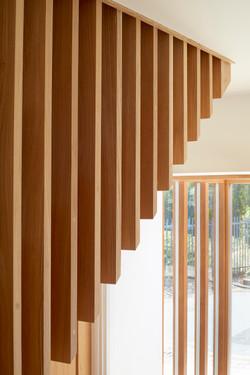 Timber Stair Detail 3