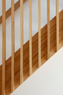 Timber Stair Detail 1