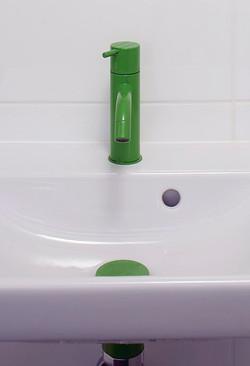 Green Tap 1