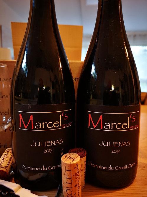 Juliénas - Domaine du Granit Doré - Marcel 2017