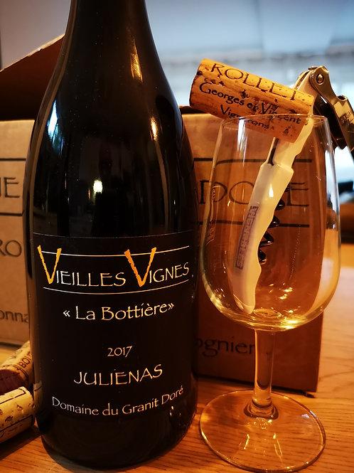 Juliénas - Vieilles vignes 2017 - Domaine du Granit Doré