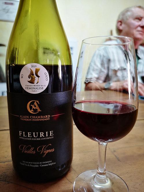 Fleurie - Alain Chambard - vieilles vignes 2018