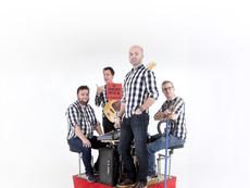 De Vierkante Meter De kleinste mobiele live band