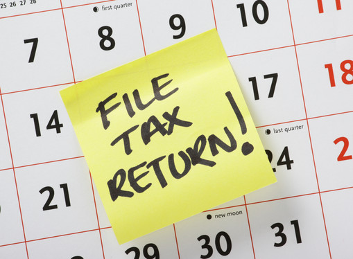 Tax Time for Small Business