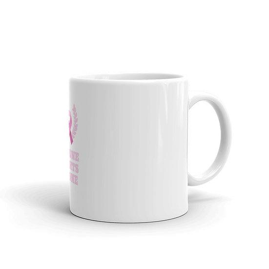No One Fights Alone Mug