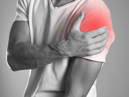 The Missing link in your shoulder rehabilitation