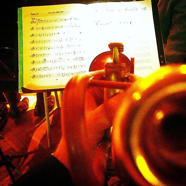Composer Sam Eastmond the spike orchestra