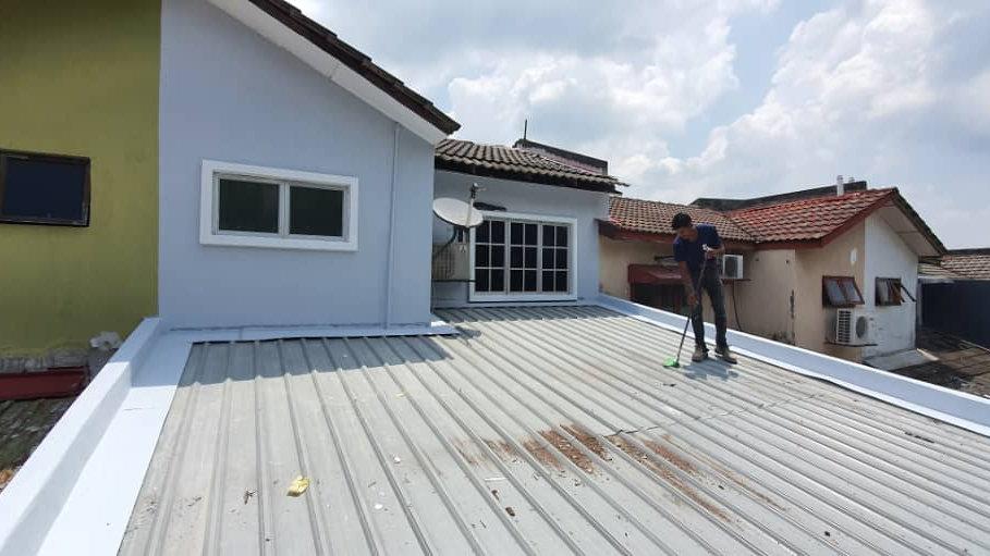 Metal Decking Sheet Awning/Roofing