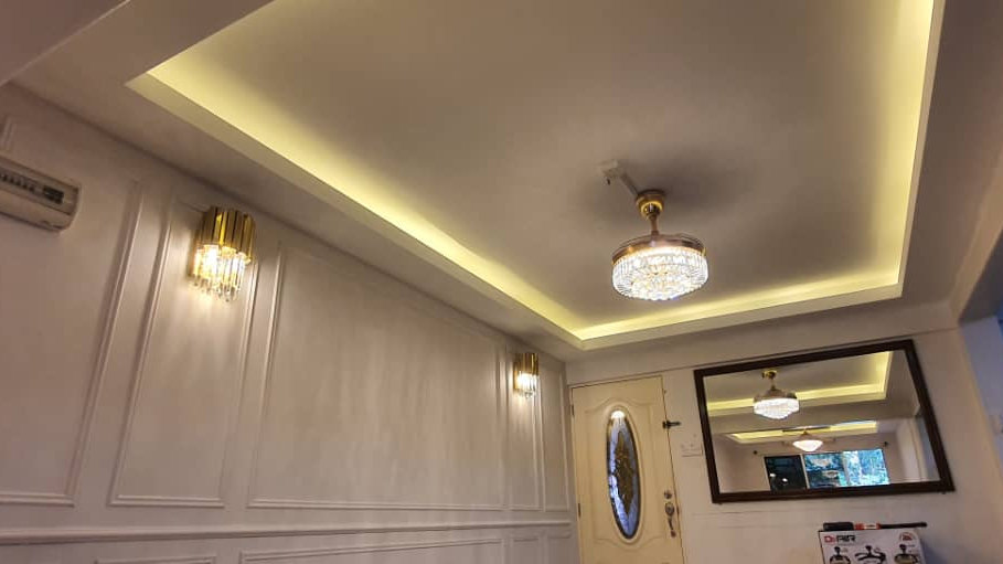 Indoor Plaster Ceiling Supply and Installation