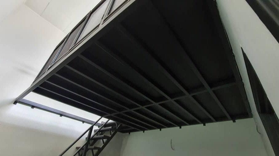 Custom Indoor Steel Attic/Workstation/Platform/Loteng
