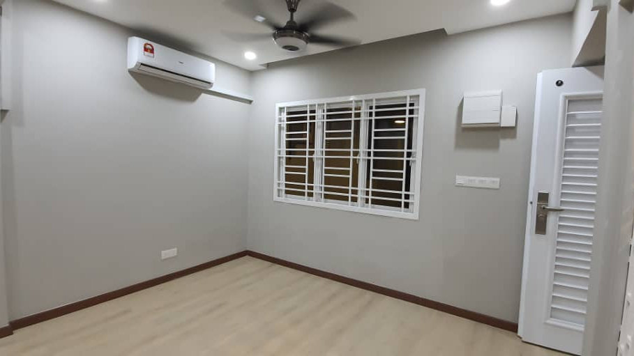 Indoor Wall Painting Installation