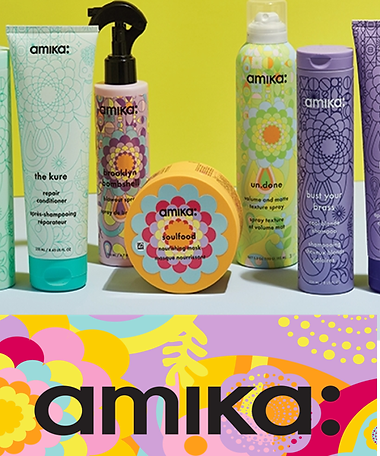 Amika at Ana Luis Slon & Day Spa